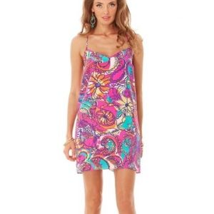 Lilly Pulitzer Dusk Dress Multi Sea And Be Seen